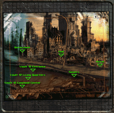 All Vaults Experiments - Fallout Vaults 0, 3, 11, 12